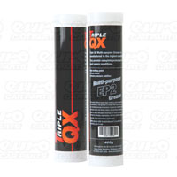 TRIPLE QX Multipurpose EP2 Lithium Grease 400G Cartridge