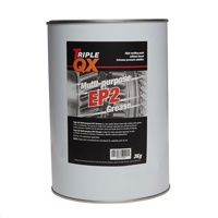 TRIPLE QX Multipurpose Lithium Grease 3Kg