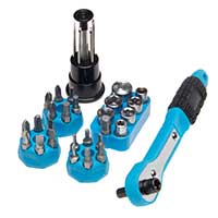 Top Tech Multi Utility Tool Kit - 33pc
