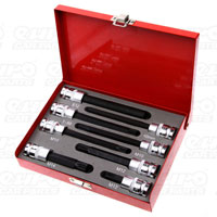 MasterPro 8 Piece head bolt removal set