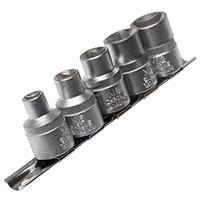MasterPro Triangular Security Socket Set