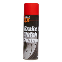 TRIPLE QX Brake and Clutch Cleaner 500ml