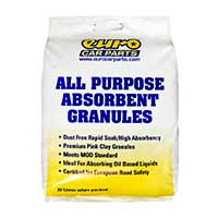 Euro Car Parts Absorbing Granules 20Ltr