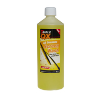 TRIPLE QX Ready Mixed Screenwash 1Ltr