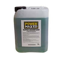 Power Maxed Super Snow Foam - 5ltr