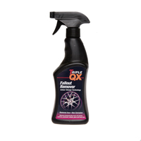 TRIPLE QX Fallout/ Iron Remover Wheel Cleaner 500ml