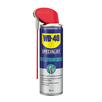 WD-40 Specialist White Lithium Grease 250ml