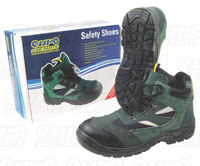Euro Car Parts Safety Shoes Size 13