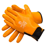 Gecko Gecko Fleece Lined Driver Gloves (Pair) - Size 10 Extra Large