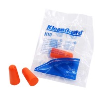 Kleen Guard H10 Uncorded Earplugs Pair