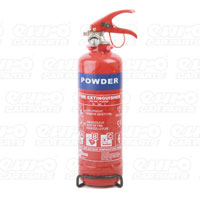 1Kg Abc Powder Fire Extinguisher With Gauge