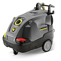 Karcher HDS 6/12 C Hot Water Pressure Washer With Steam Mode