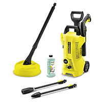 Karcher K2 Premium Full Control Home Pressure Washer
