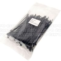 Autoport 140 X 3.6mm Cable Tie Black Qty 100