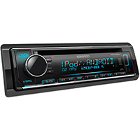 Kenwood Kenwood KDC-220UI CD-Receiver with Front USB & AUX Input