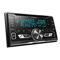 Kenwood Kenwood DPX-5100BT Double Din CD/Radio player with Built-in Bluetooth, USB & AUX