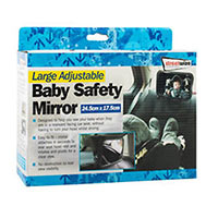 Streetwize Superview Baby Safety Mirror