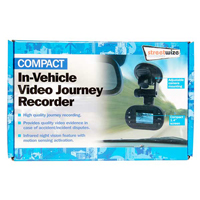 Streetwize 1.4 inch Screen Compact in-car Digital Video Recorder