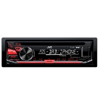 JVC KD-DB67 Car Stereo CD Player MP3 AUX USB DAB
