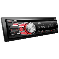 JVC KD-R331 Car Stereo CD Player MP3 AUX