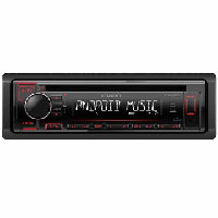 Kenwood KDC-120UR Car Stereo CD Player MP3 AUX USB