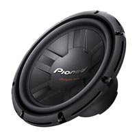 Pioneer 30cm 4? multi-use single voice coil subwoofer 1000W