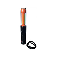 Streetwize COB LED pencil Torch with Work Light & Flashing Warning Light