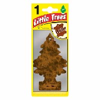 Little Trees Car Air Freshener Leather