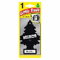 Little Trees Car Air Freshener Black Ice