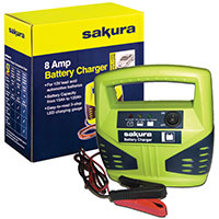 Sakura Battery Charger 8 amp