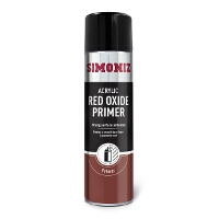 Simoniz Red Oxide Spray Primer 500ml