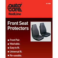 Autocare Nylon Seat Cover Front Pair