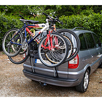 Menabo Universal Rear mounted 3 Cycle Carrier