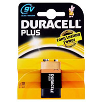 Duracell Duracell 9v Battery - Single Pack