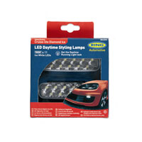 Ring Cruise-lite Diamond Ice LED Daytime Styling Lamps - Pair