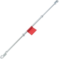 Top Tech Steel Fold Up Towing Bar 2.5 Tonne