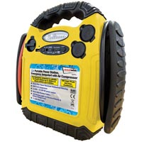 Streetwize SWPP1 Portable Power Pack with Air Compressor - Medium Duty