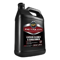 Meguiars Detailer Leather Cleaner & Conditioner 3.78ltr