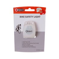 Object 1 Bike Light White