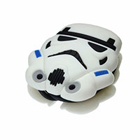 Star Wars Cable Tidies- Trooper (USB)