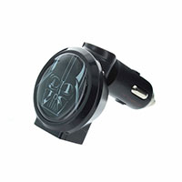 Star Wars Dual Port Car Charger- Vader