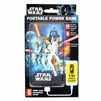 Star Wars 4,000mAh Powerbank Poster