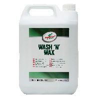 Turtlewax Professional Wash & Wax 5 Litre