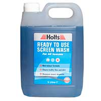 Holts Ready-To-Use Screen Wash 5Ltr