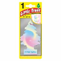 Little Trees Car Air Freshener Cotton Candy