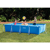 Intex Frameset Swimming Pool (Rectangle) - 4.5 x 2.2 mtr