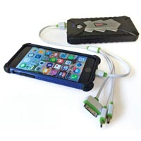 Streetwize Power Bank with Jump Starter (300amp)