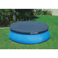 Intex Easyset Swimming Pool Cover (Round) - 2.4mtr