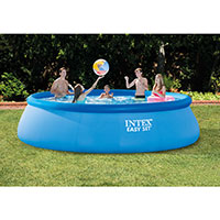 Intex Easyset Swimming Pool (Round) - 4.57 mtr + Starter Pack