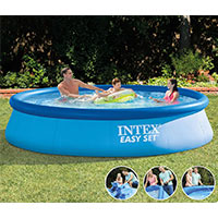 Intex Easyset Swimming Pool (Round) - 3.66 mtr